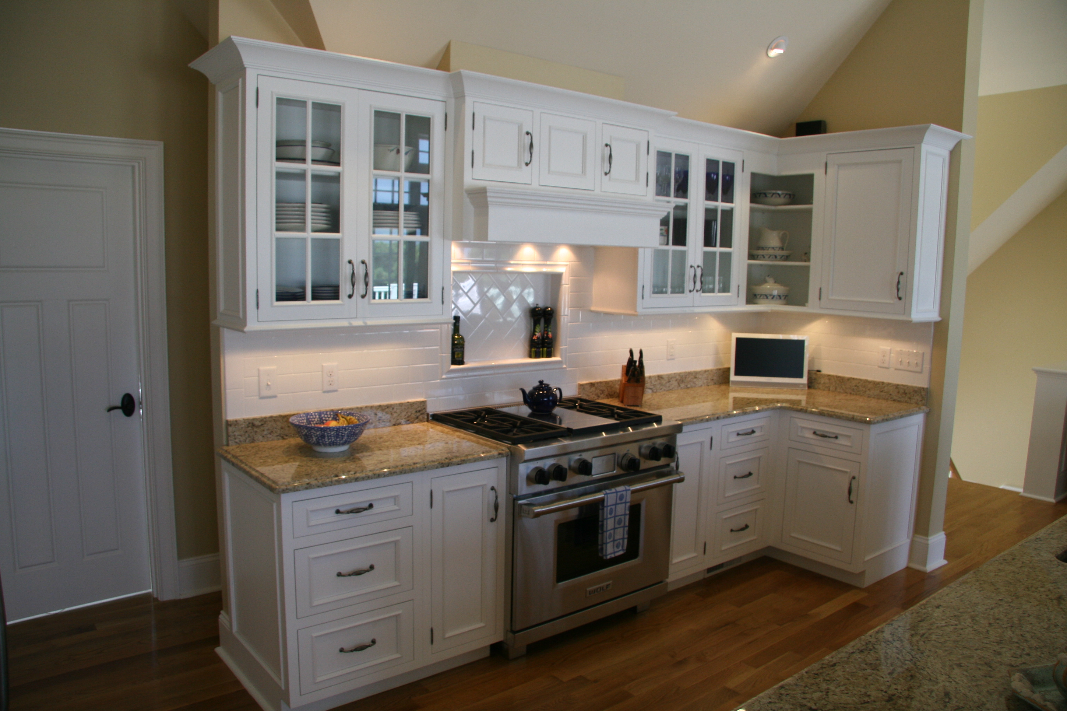 Orleans Kitchen Wudwurks Custom Cabinets